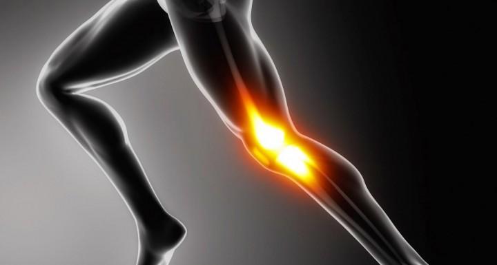 Dolor lateral de rodilla.